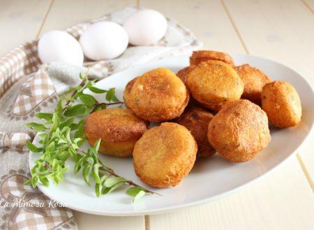 Polpette di pane e uova