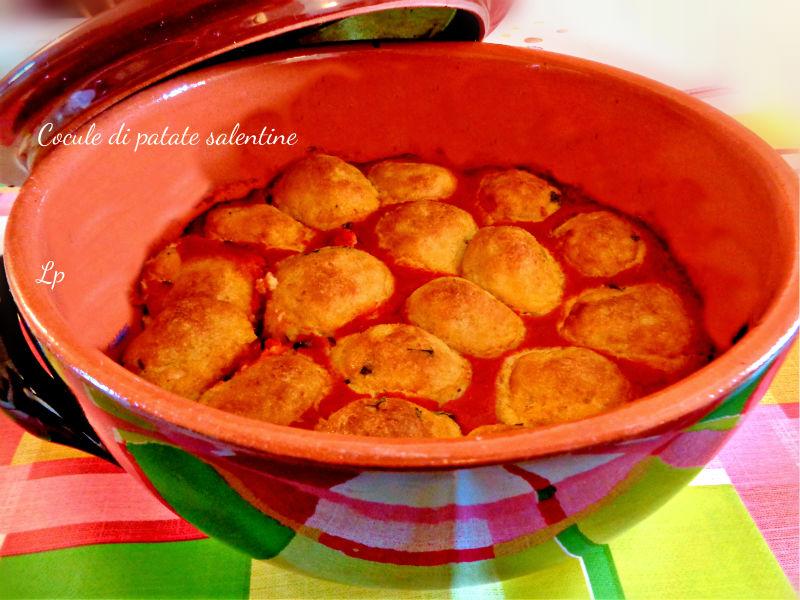 Cocule di patate salentine