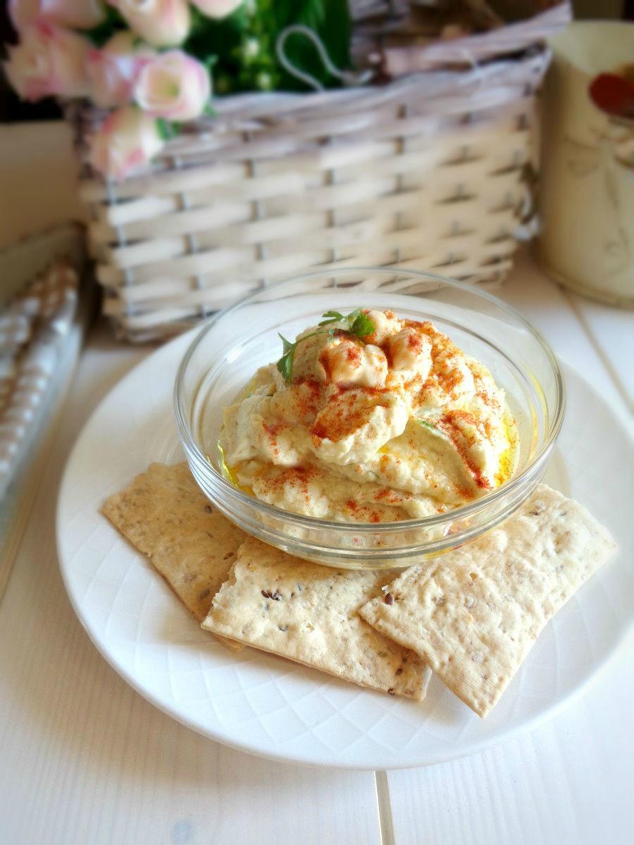 Hummus di ceci salsa