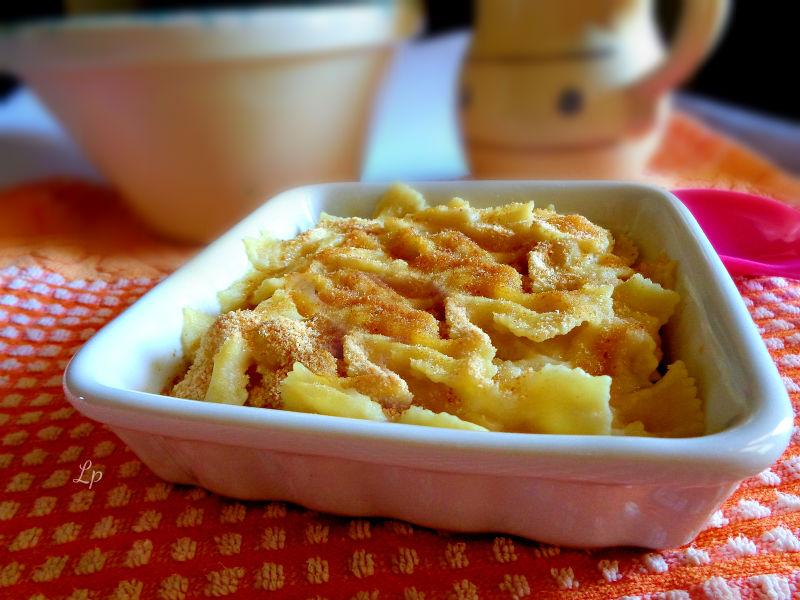 Macaroni and cheese vegan 1
