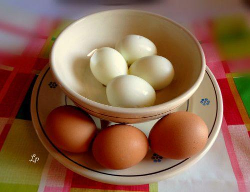 Come preparare uova sode perfette!