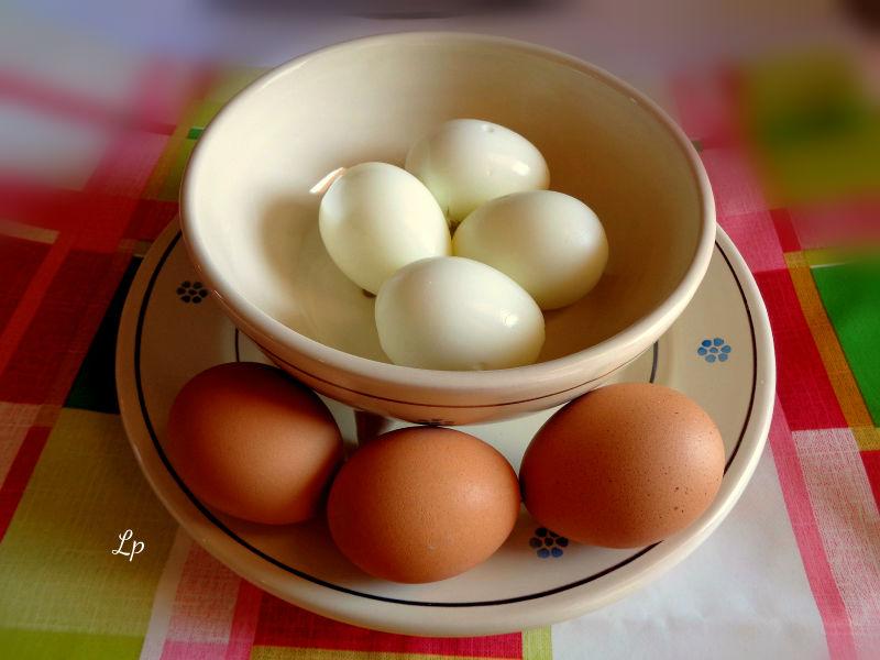 Preparare uova sode