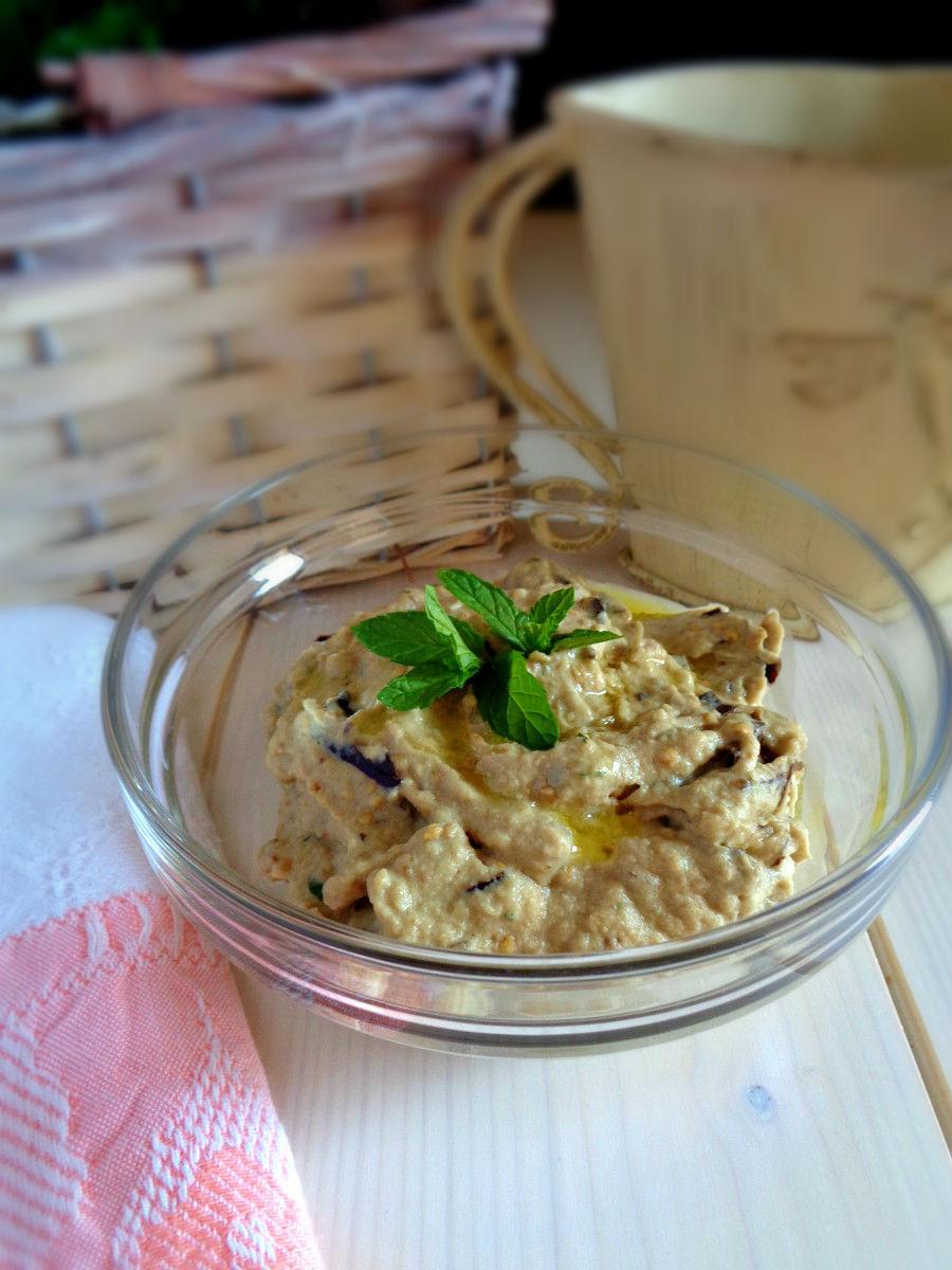 Baba ganoush ricetta