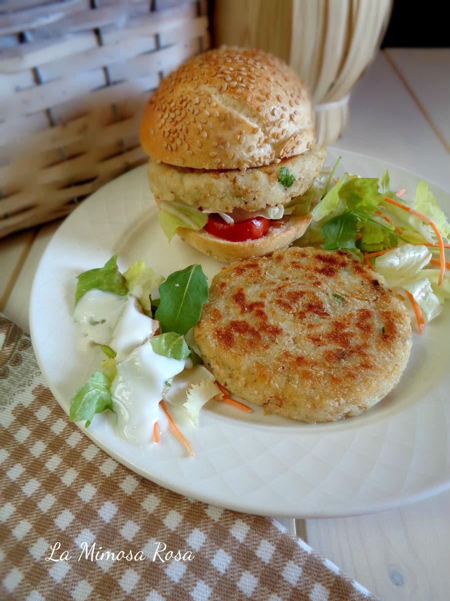 Fish Burger Ricetta Facile E Veloce Per Farli Perfetti E Dorati