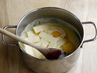 Torta salata con cavolfiore 3