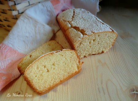 Plumcake con farina di riso