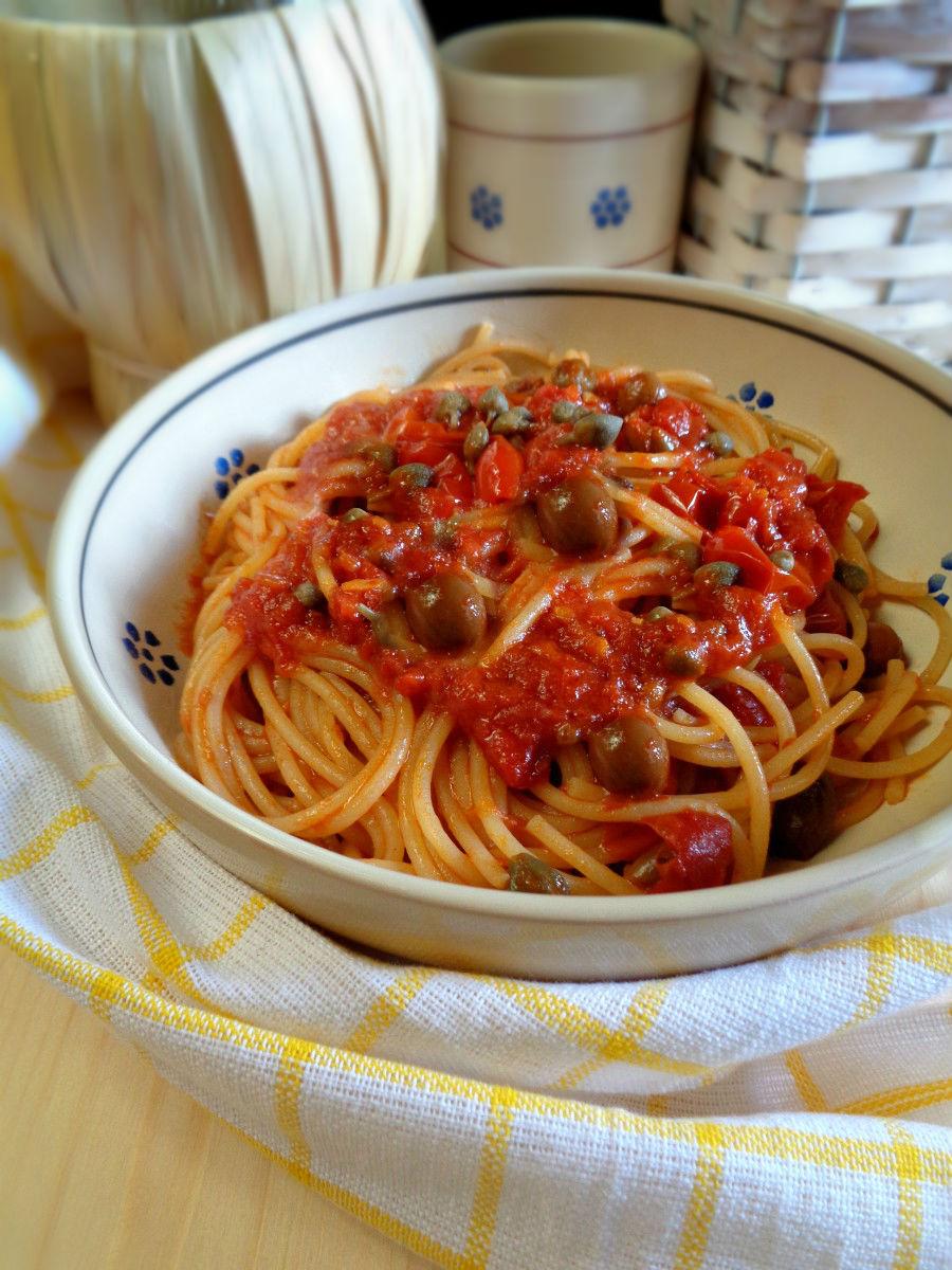 Spaghetti alla San Giovannino ricetta