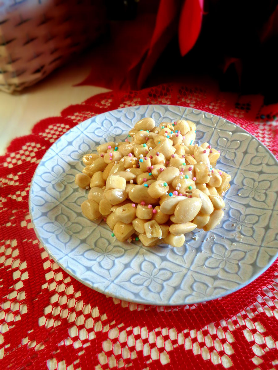 Struffoli o purciduzzi ricetta