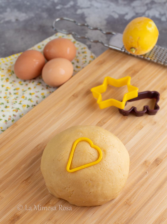 Pasta frolla classica ricetta