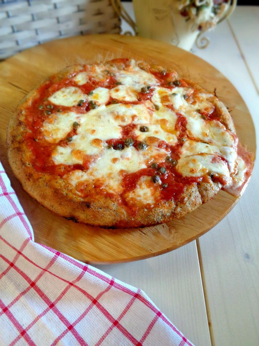Pizza margherita ricetta