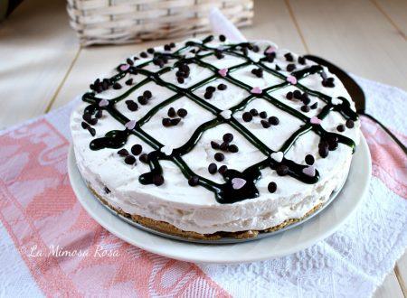 Cheesecake senza cottura e senza colla di pesce