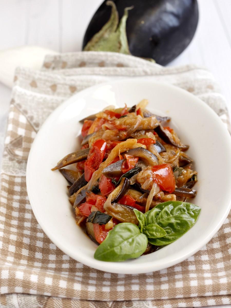 Melanzane a funghetto ricetta saporita