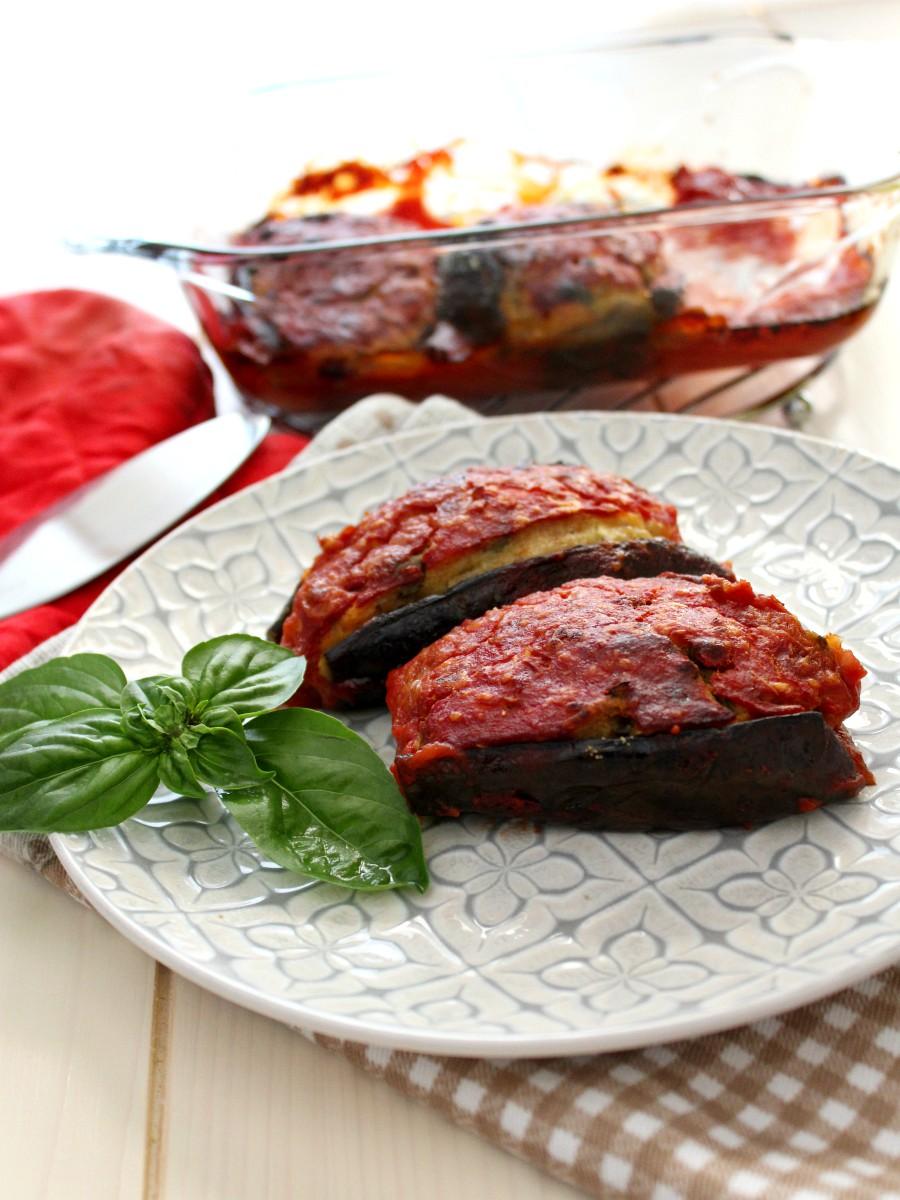 Melanzane ripiene vegetariane ricetta