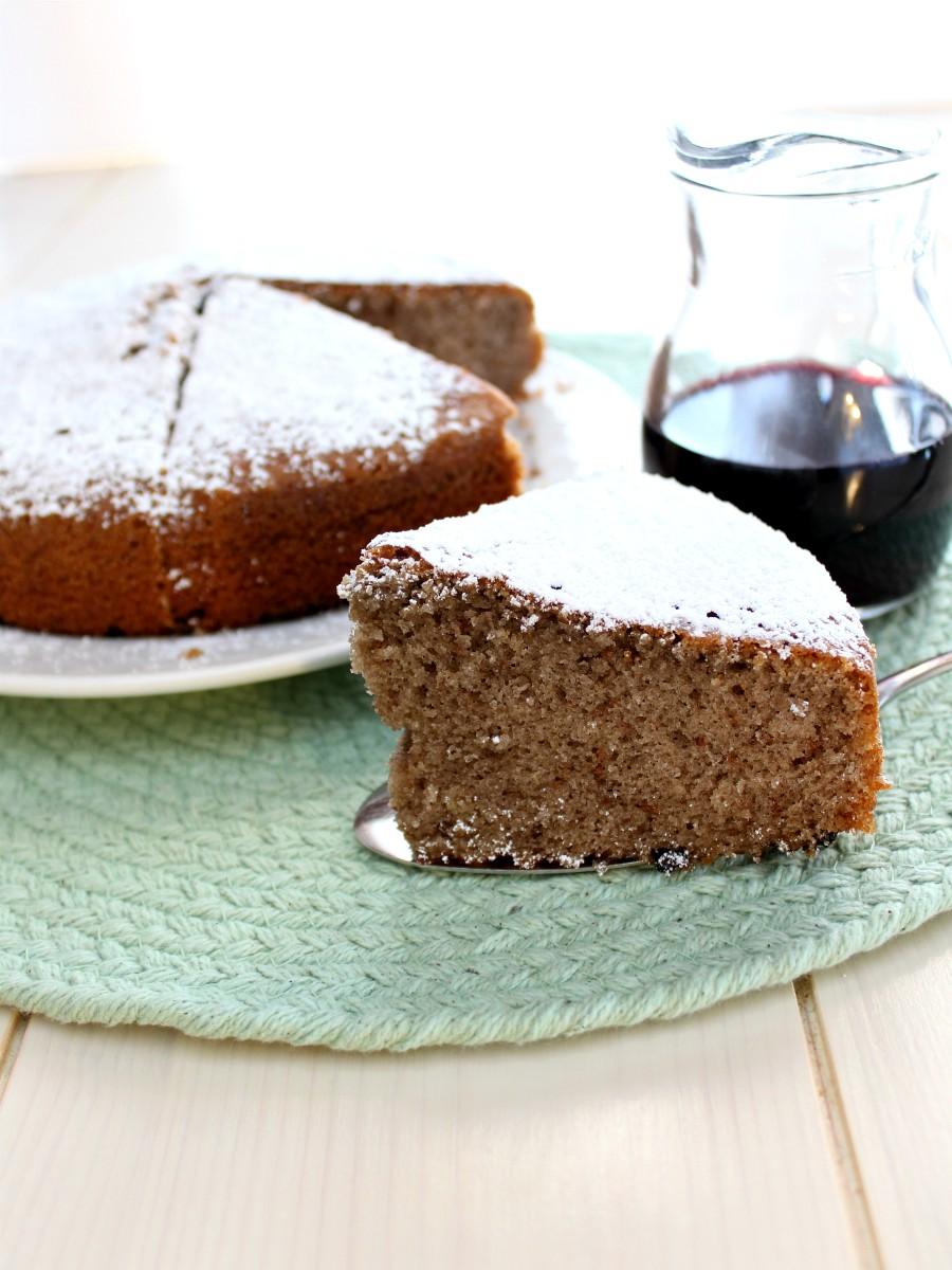 Torta al vino rosso e cioccolato ricetta