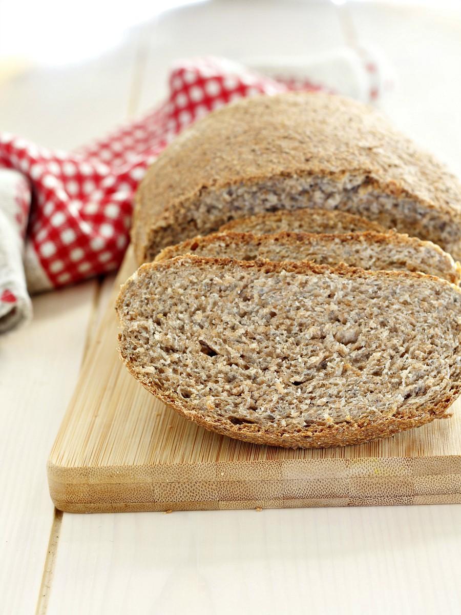 Pane di farro ai semi ricetta