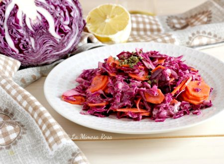 Insalata coleslaw, ricetta americana