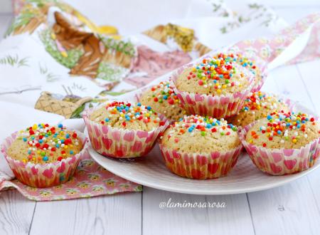 Muffin veloci, ricetta base