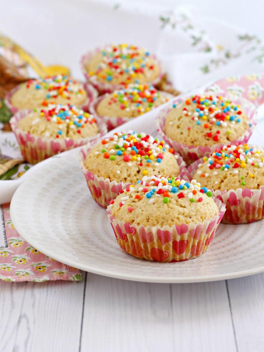 Muffin veloci ricetta