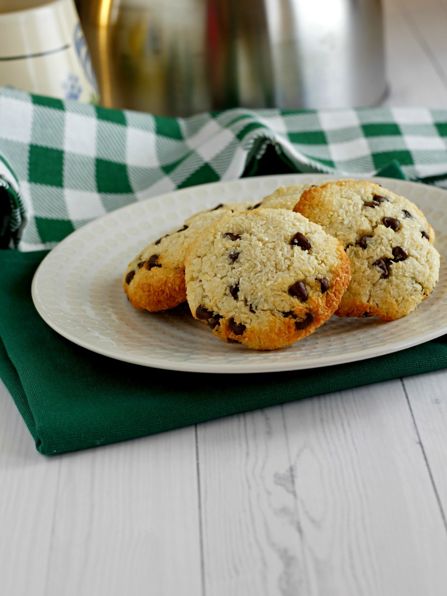 Biscotti al cocco veloci ricetta