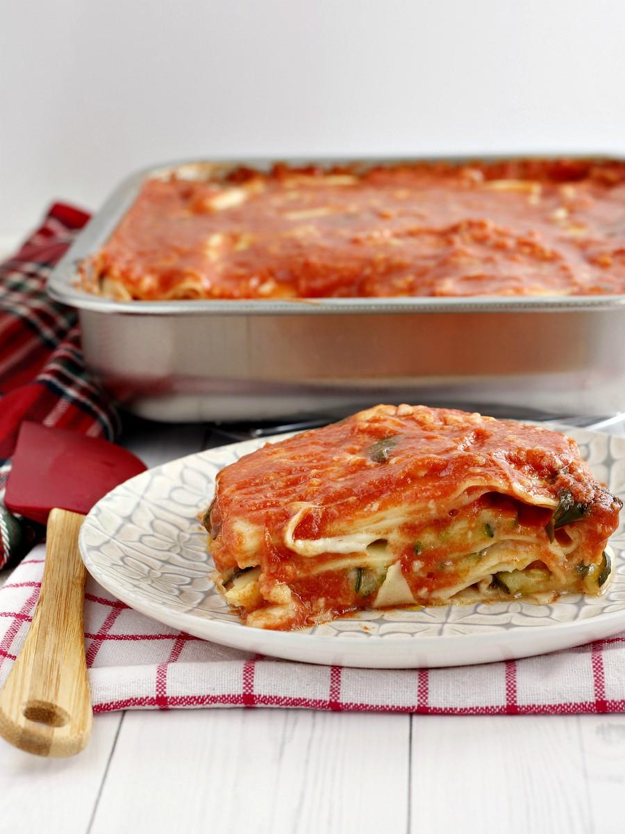 Lasagne alle verdure ricetta
