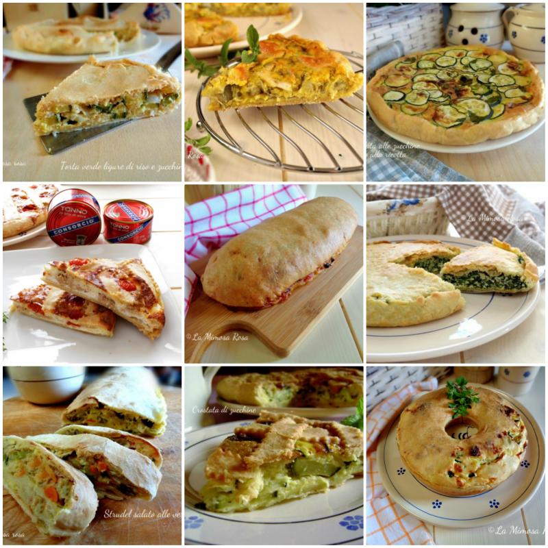 Torte salate e rustici