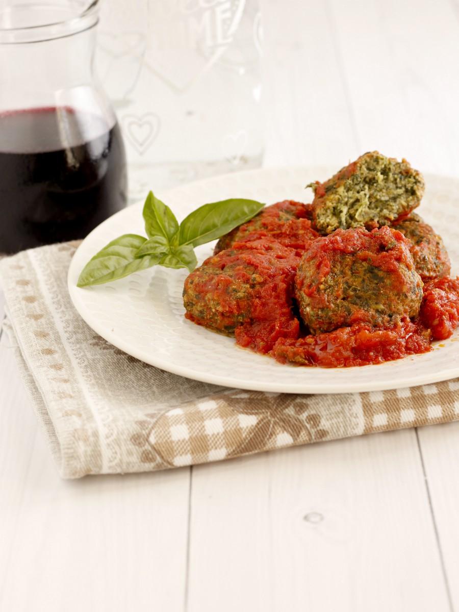 Polpette di spinaci e ricotta ricetta