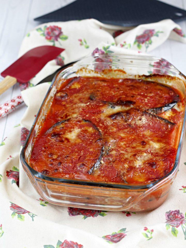 Parmigiana di melanzane classica ricetta