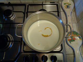 Crema pasticcera con un uovo 1