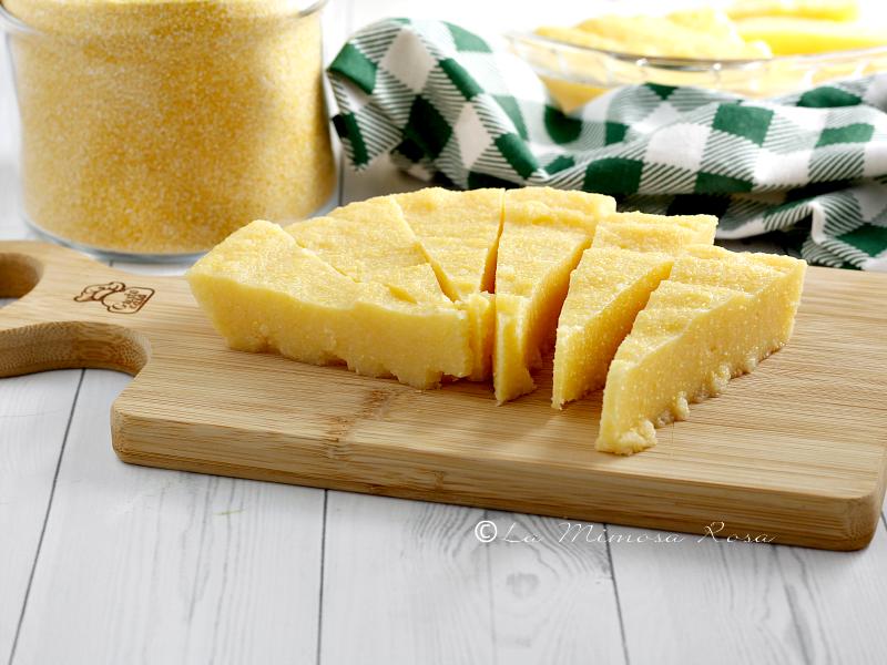 Come fare la polenta senza mescolare
