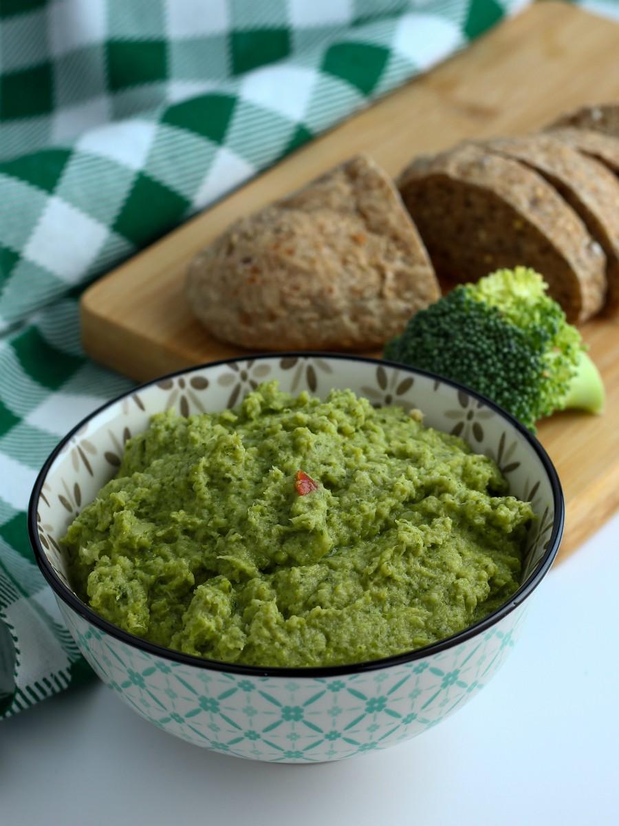 Pesto di broccoli ricetta
