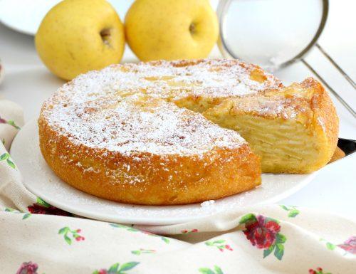 Torta di mele di Alessandra Spisni