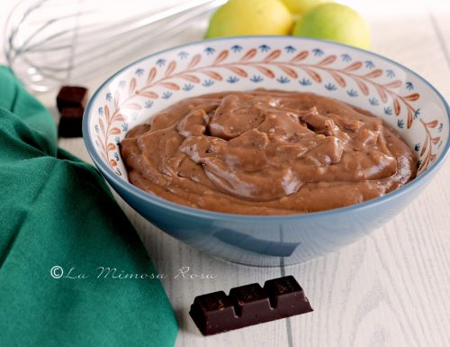 Crema pasticcera al cacao
