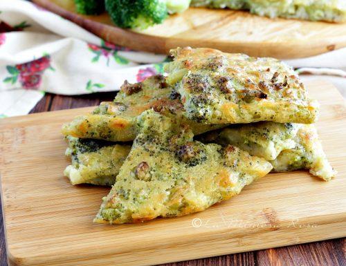 Schiacciata ai broccoli