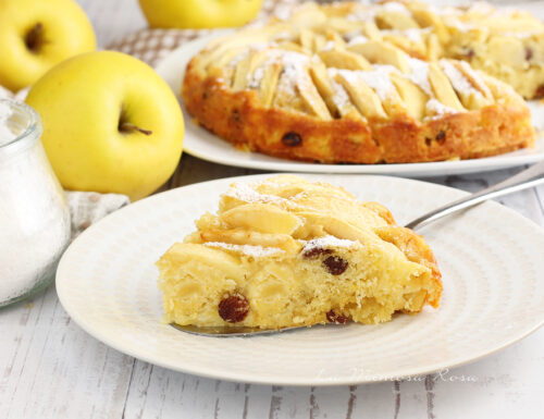 Sformato di mele senza zucchero