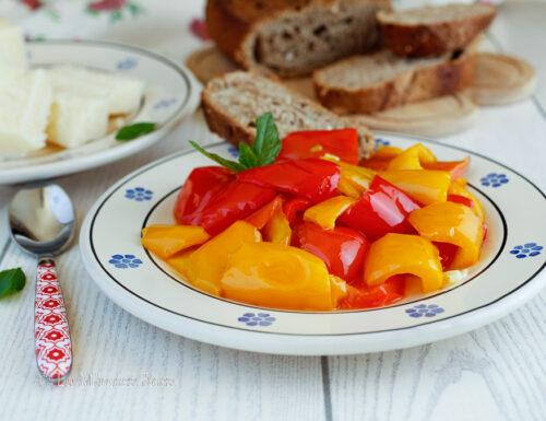 Peperoni dolci al burro di Carlen der Siuri
