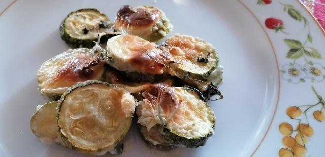 zucchine alle erbe aromatiche