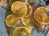 Filetti di Branzino con arancia