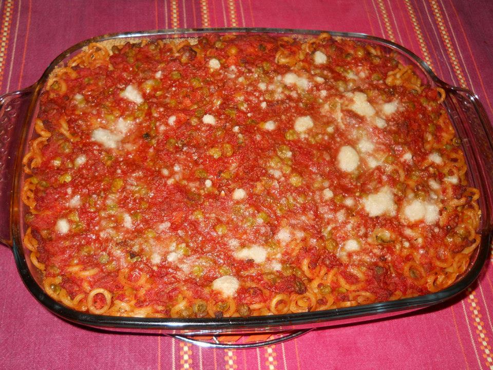 la mia pasta al forno alla siciliana