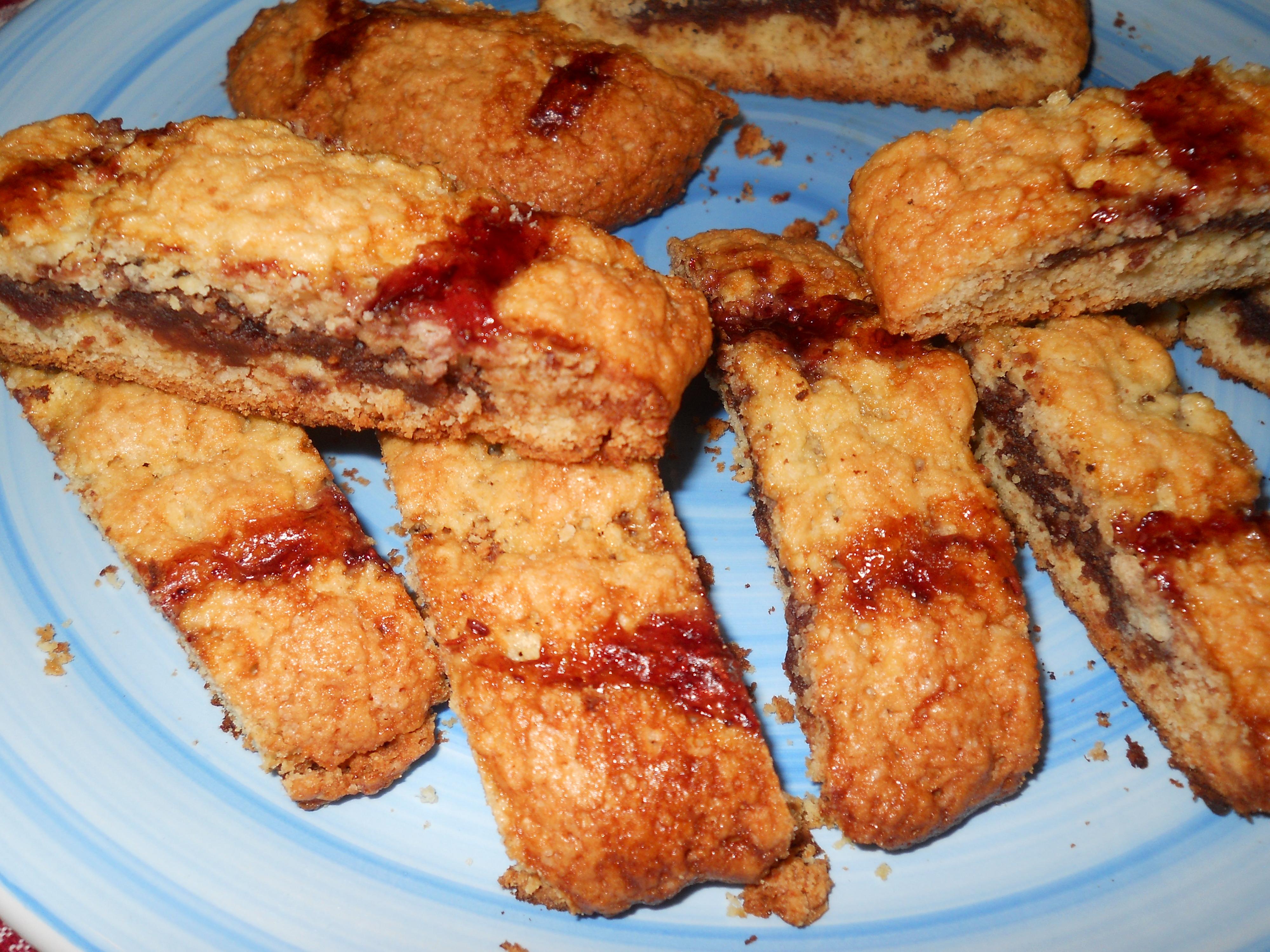 i miei biscotti all'amarena