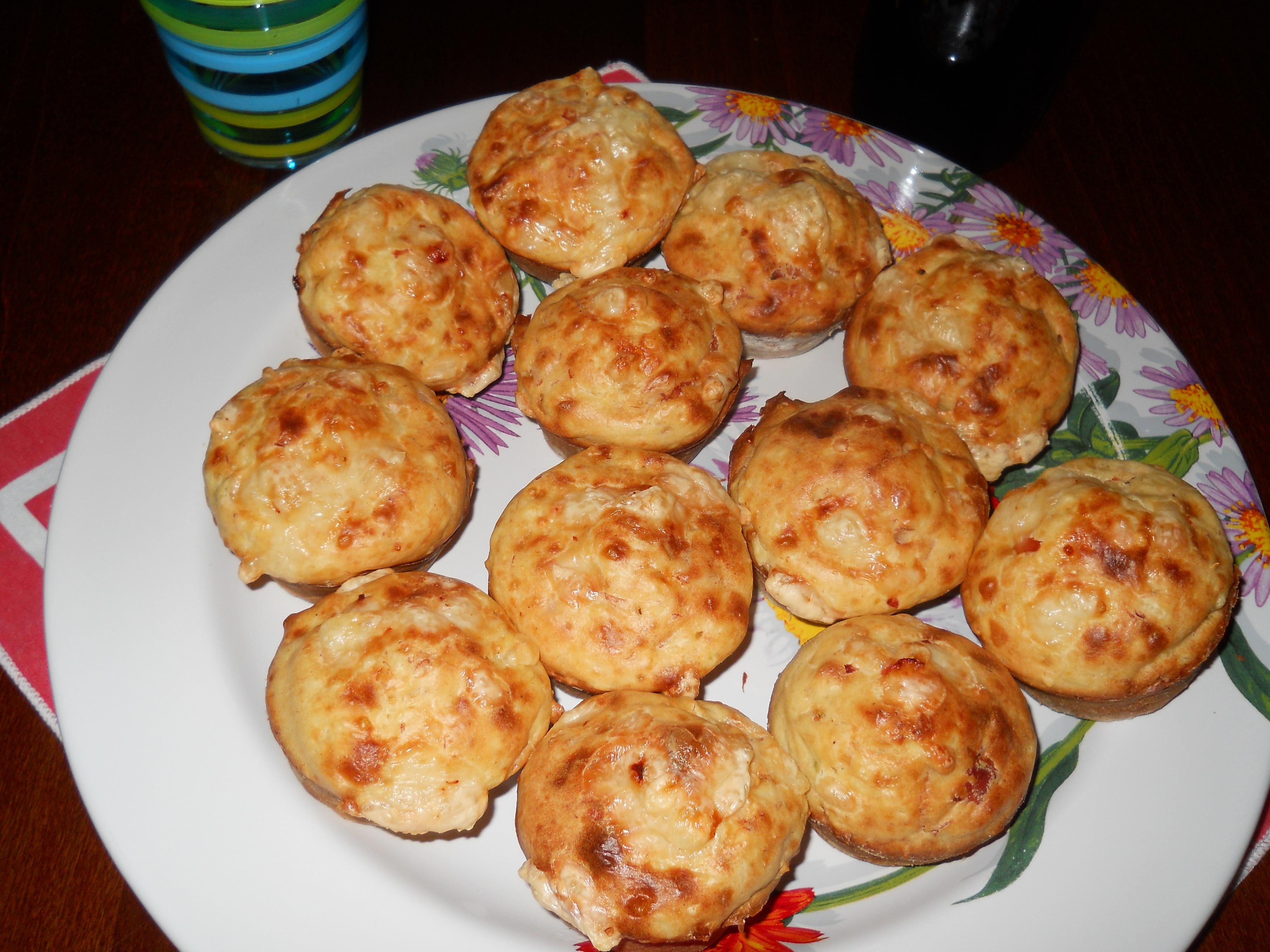 i miei muffin di patate