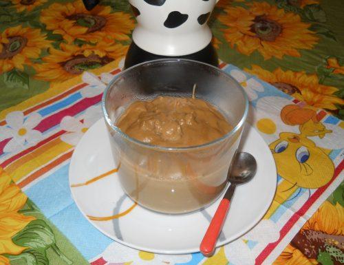 crema pasticcera al caffè , un dessert da favola