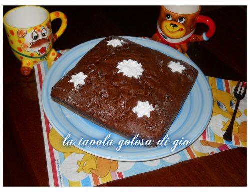 la torta ricotta e cioccolato golosissima