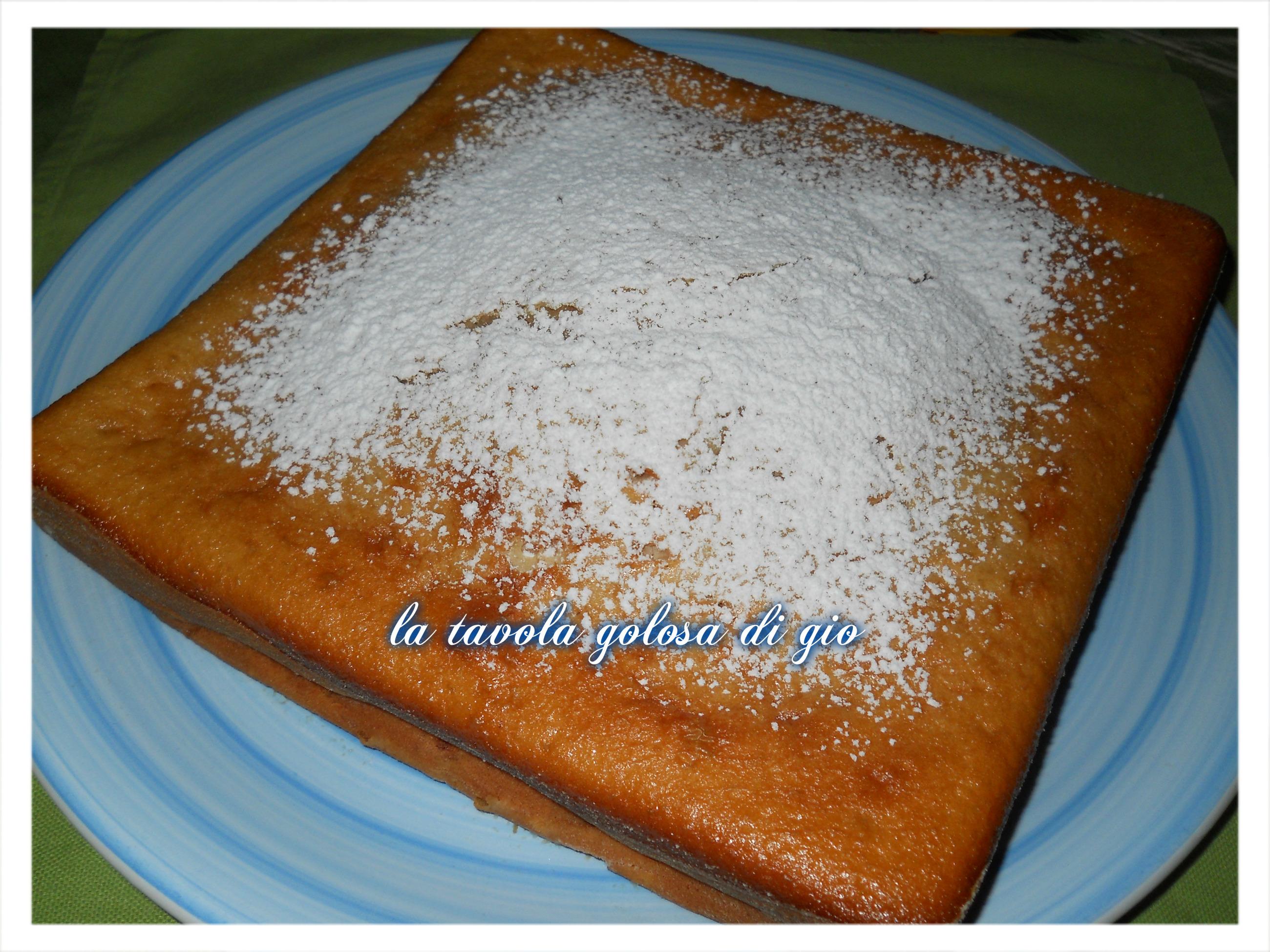 torta di fragole morbida