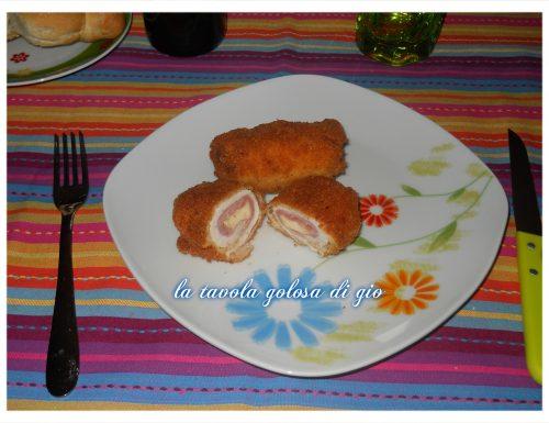 involtini di pollo ripieni gustosi