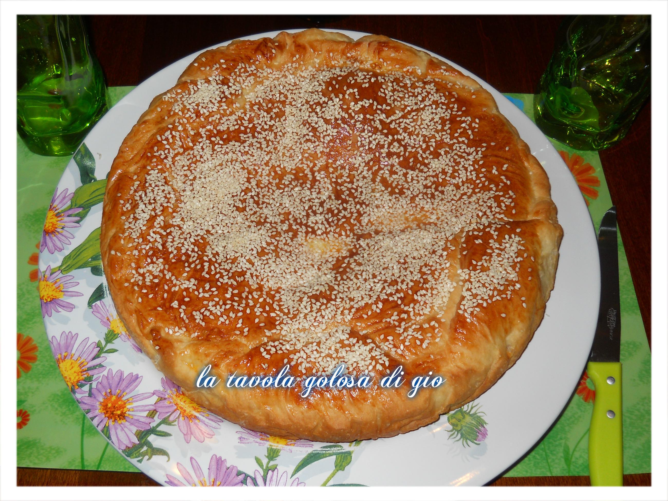 Pan Brioche Siciliano