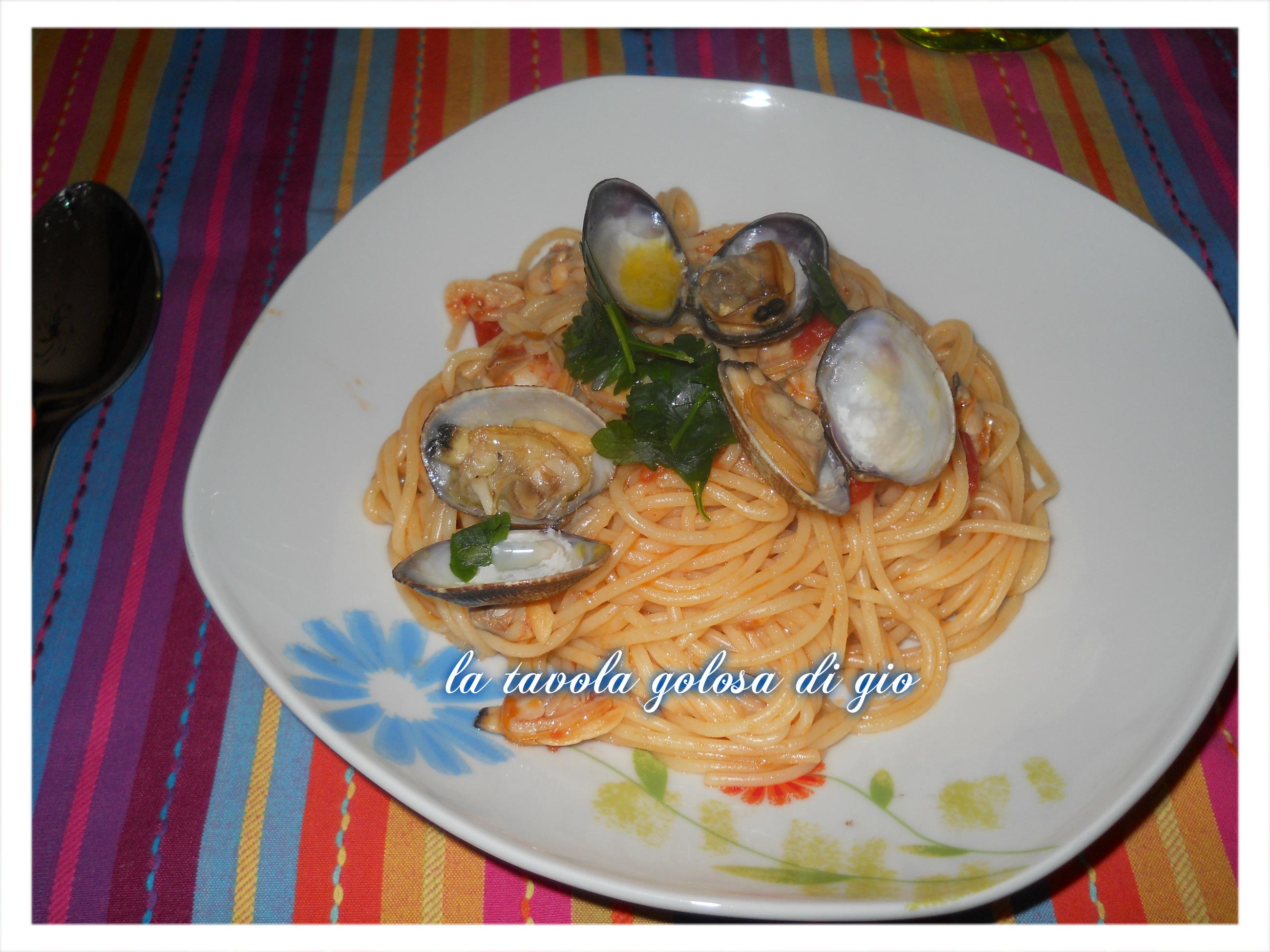 un piatto leggero dal gusto di  mare