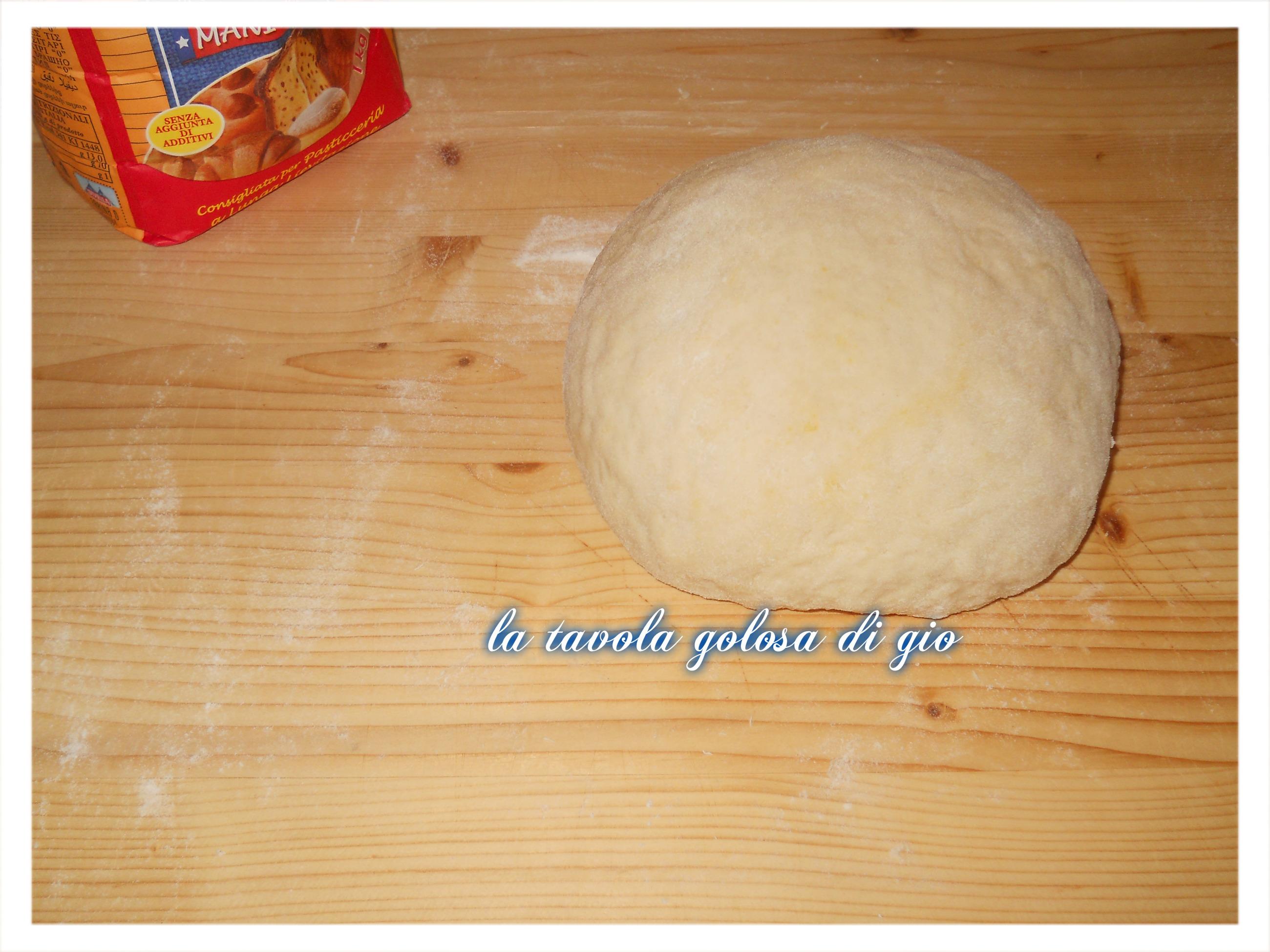 impasto pan brioche senza burro