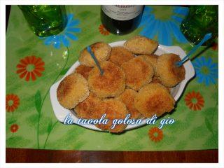 Polpettine di Broccoli e Patate con Provola al Forno