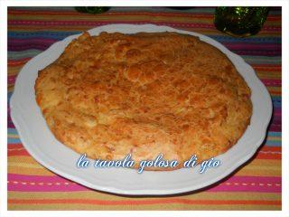 Torta Salata allo Yogurt Farcita