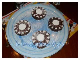 Medaglioni al Cioccolato e Mascarpone
